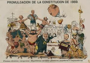20 junio 1869 Constitución