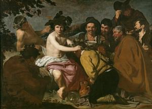 El triunfo de Baco de Velanzquez
